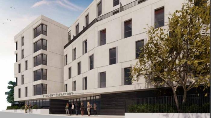 Appartements neufs Près d'Arènes référence 5116 : aperçu n°0
