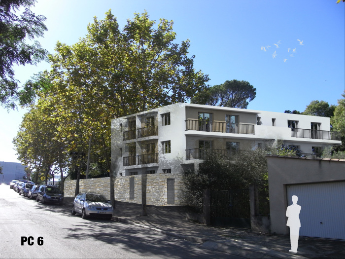 Appartements neufs Alco référence 5123 : aperçu n°0