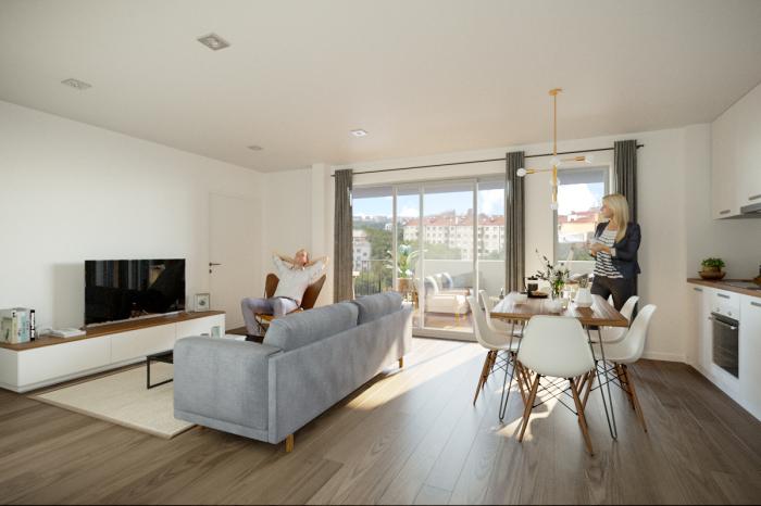 Appartements neufs Alco référence 5123 : aperçu n°1