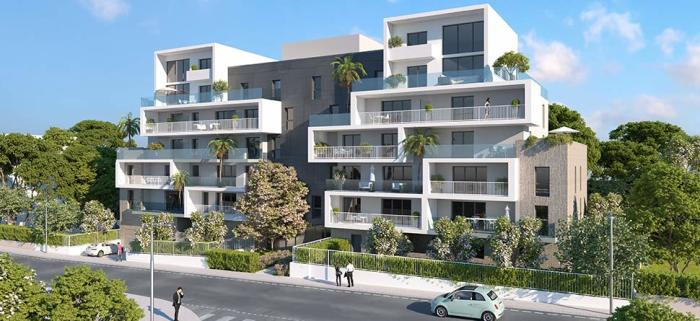 Appartements neufs Aiguelongue référence 5119 : aperçu n°0