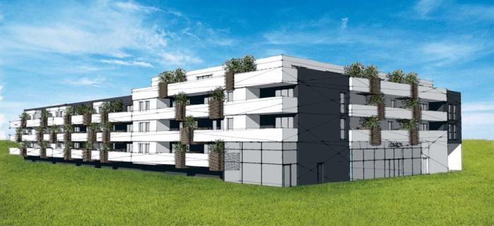 Appartements neufs Castelnau-le-Lez référence 5120 : aperçu n°0