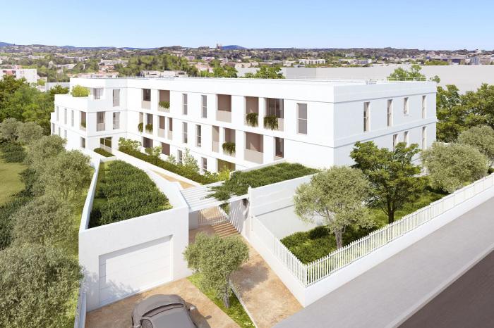 Appartements neufs Alco référence 5122 : aperçu n°0