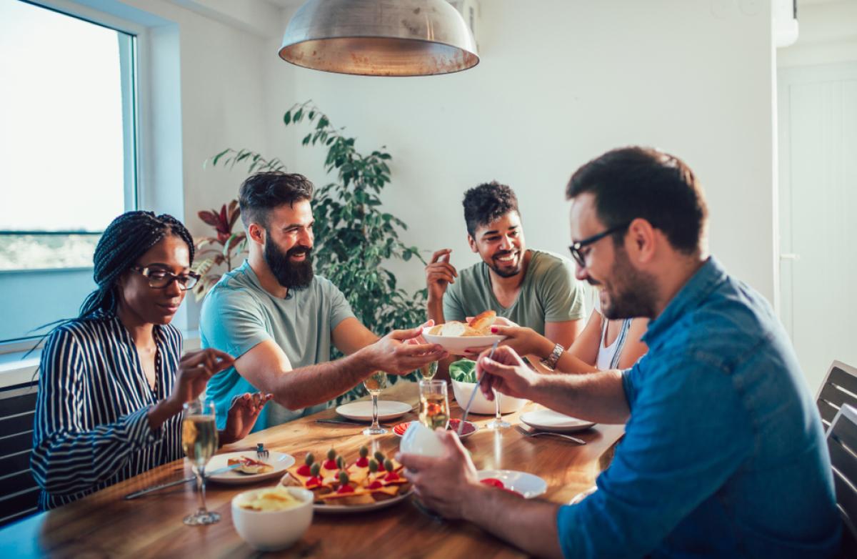 Le coliving à Montpellier - Un moment de partage et de convivialité