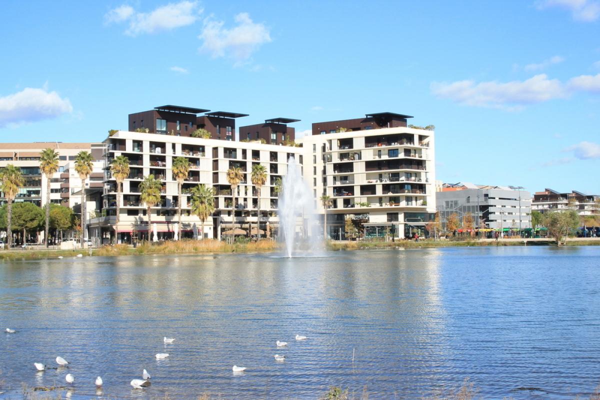 Résidence étudiante à Montpellier - Le quartier Port-Marianna pour l'investissement locatif
