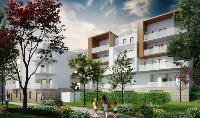 Appartements neufs Pas du loup référence 5126 : aperçu n°0