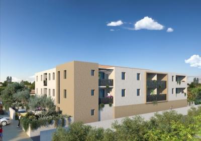 Appartements neufs Mauguio référence 5133