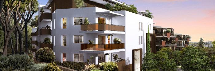 Appartements neufs Les Hôpitaux-Facultés référence 5282 : aperçu n°4