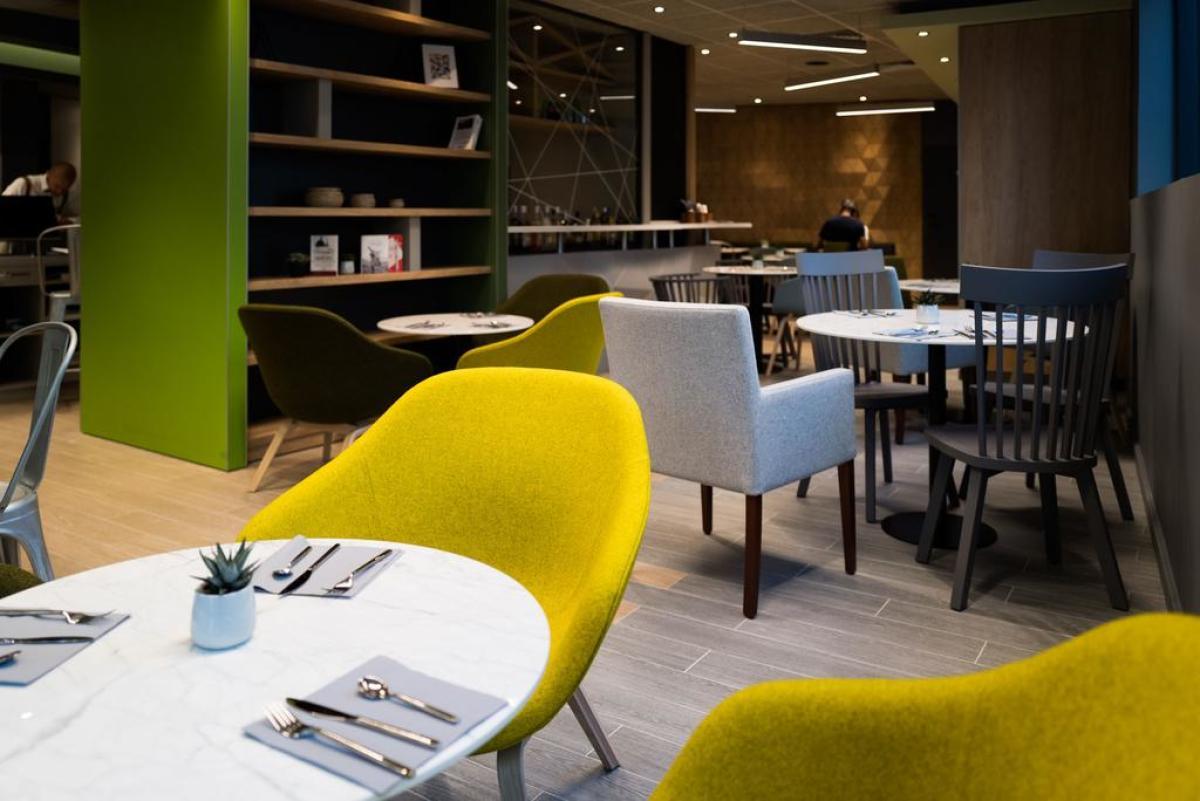 Immeuble Belaroia à Montpellier – Un hôtel haut de gamme près du centre-ville avec un espace lounge
