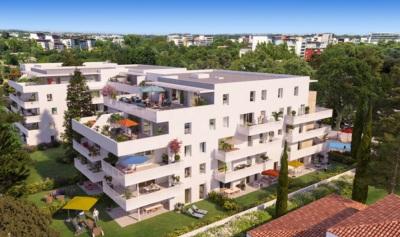 Appartements neufs Port marianne référence 5288
