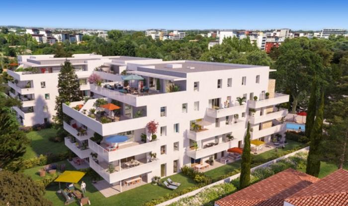 Appartements neufs Port marianne référence 5288 : aperçu n°0