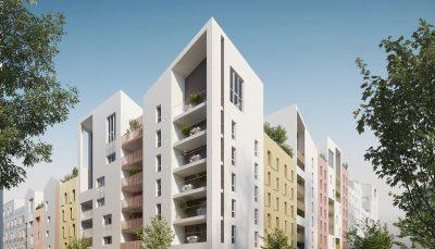 Appartements neufs Port marianne référence 5136