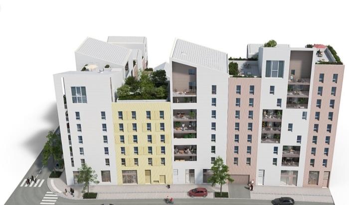 Appartements neufs Port marianne référence 5136 : aperçu n°3