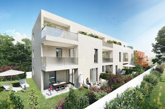 Appartements neufs Alco référence 5139 : aperçu n°0