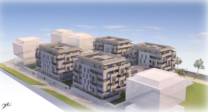 Appartements neufs Castelnau-le-Lez référence 5149 : aperçu n°0