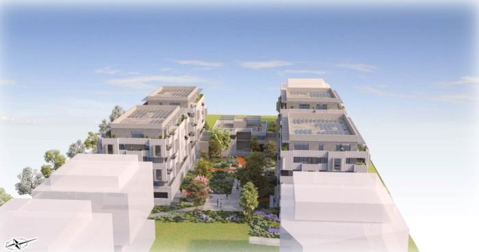 Appartements neufs Castelnau-le-Lez référence 5149 : aperçu n°2