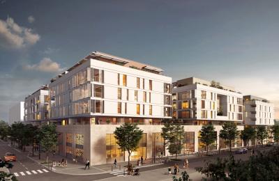 Appartements neufs Près d'Arènes référence 5196