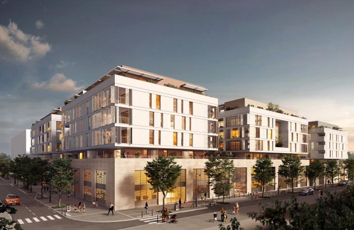 Appartements neufs Près d'Arènes référence 5196 : aperçu n°0