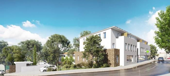 Appartements neufs Saint-Aunès référence 5197 : aperçu n°0
