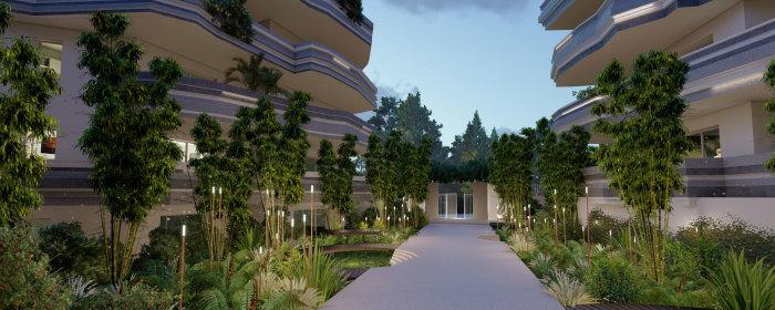 Appartements neufs Les Hôpitaux-Facultés référence 5204 : aperçu n°0