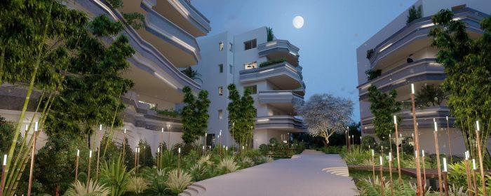 Appartements neufs Les Hôpitaux-Facultés référence 5204 : aperçu n°2