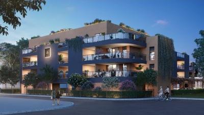 Appartements neufs Lattes référence 5205