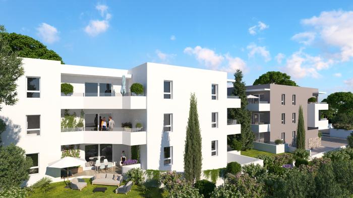 Appartements neufs Lemasson référence 5202 : aperçu n°0