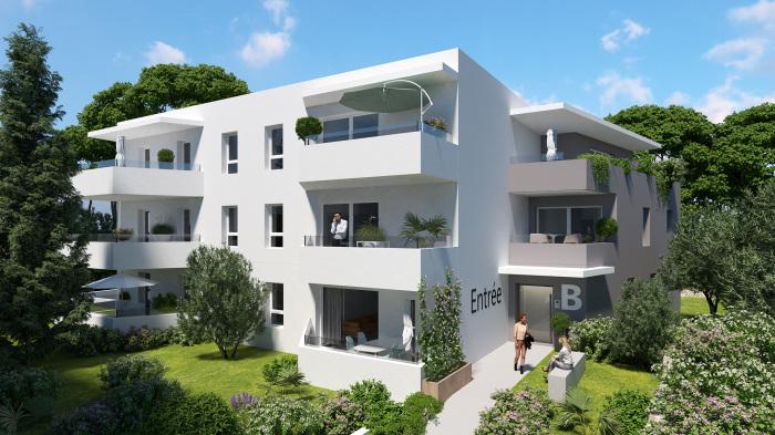 Appartements neufs Lemasson référence 5202 : aperçu n°2