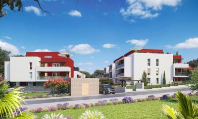 Appartements neufs Fabrègues référence 5206