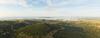 Pyramide d'Argent - Vue aérienne de l'Hérault