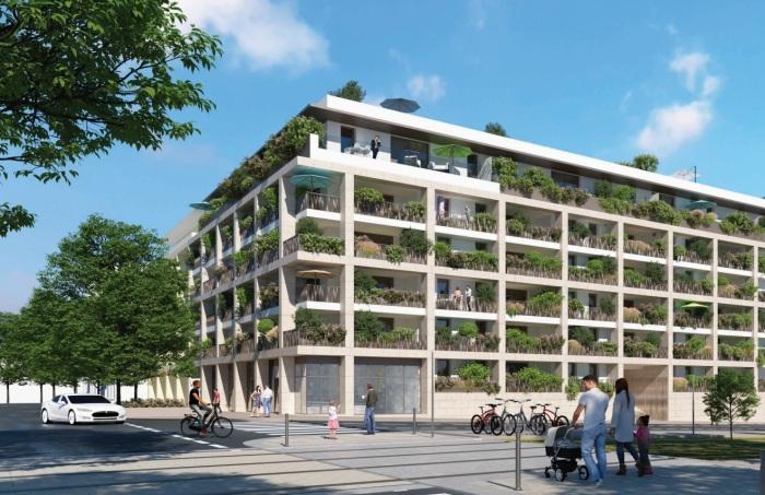 Appartements neufs Estanove référence 5230 : aperçu n°0