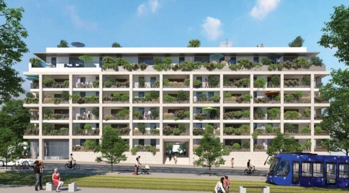 Appartements neufs Estanove référence 5230 : aperçu n°4