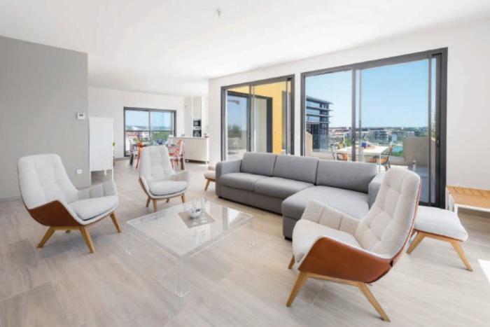 Appartements neufs Estanove référence 5230 : aperçu n°1