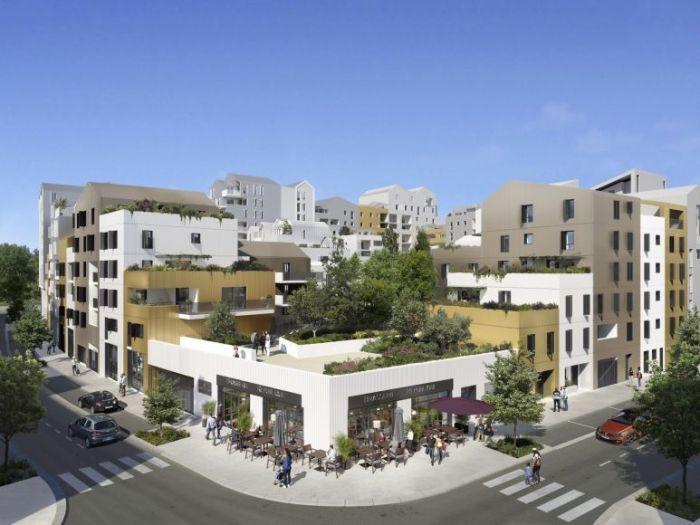 Appartements neufs Port marianne référence 5340 : aperçu n°0