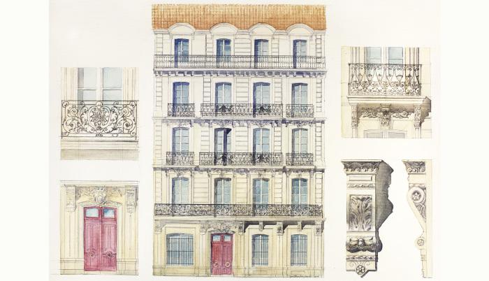 Appartements neufs Antigone référence 5345 : aperçu n°2