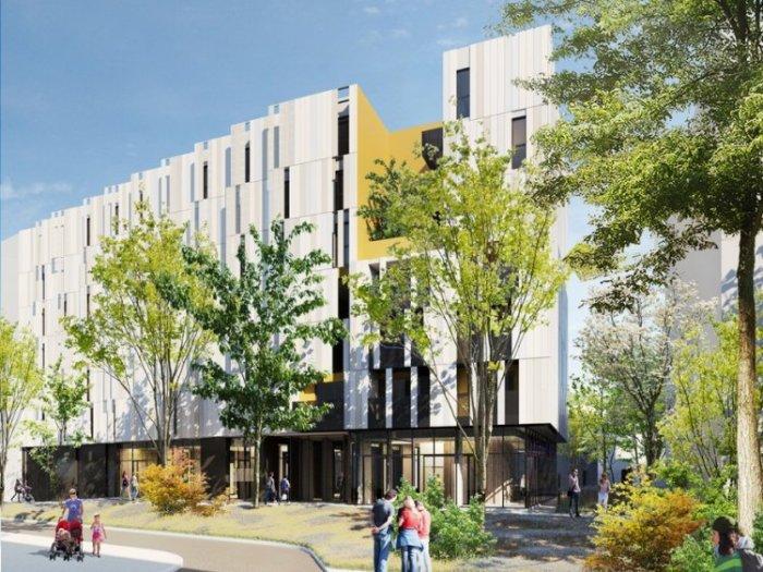 Appartements neufs Les Aiguerelles référence 5359 : aperçu n°0