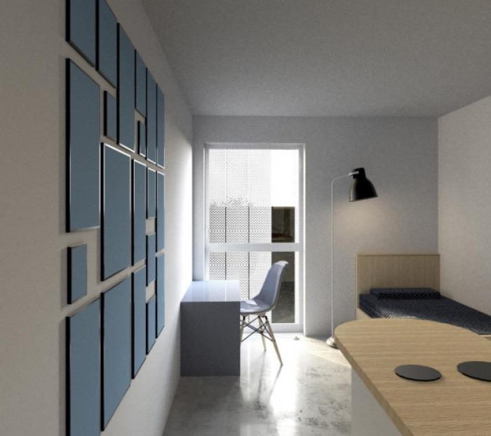 Appartements neufs Les Aiguerelles référence 5359 : aperçu n°1