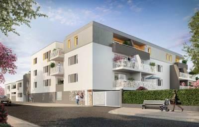 Appartements neufs Mauguio référence 5434