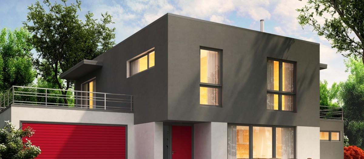 achat immobilier neuf Montpellier - une maison neuve