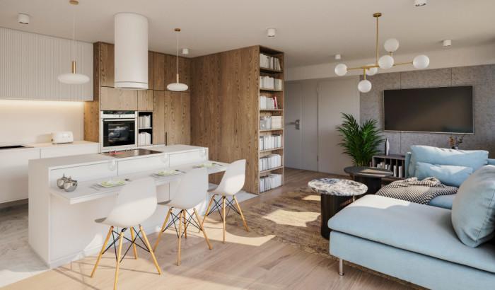 Appartements neufs Alco référence 5488 : aperçu n°1