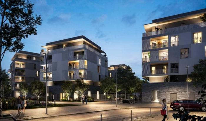 Appartements neufs Castelnau-le-Lez référence 5447 : aperçu n°0