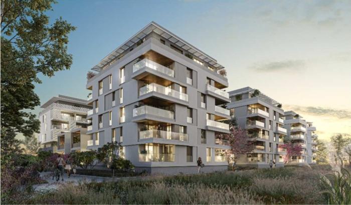 Appartements neufs Castelnau-le-Lez référence 5447 : aperçu n°2
