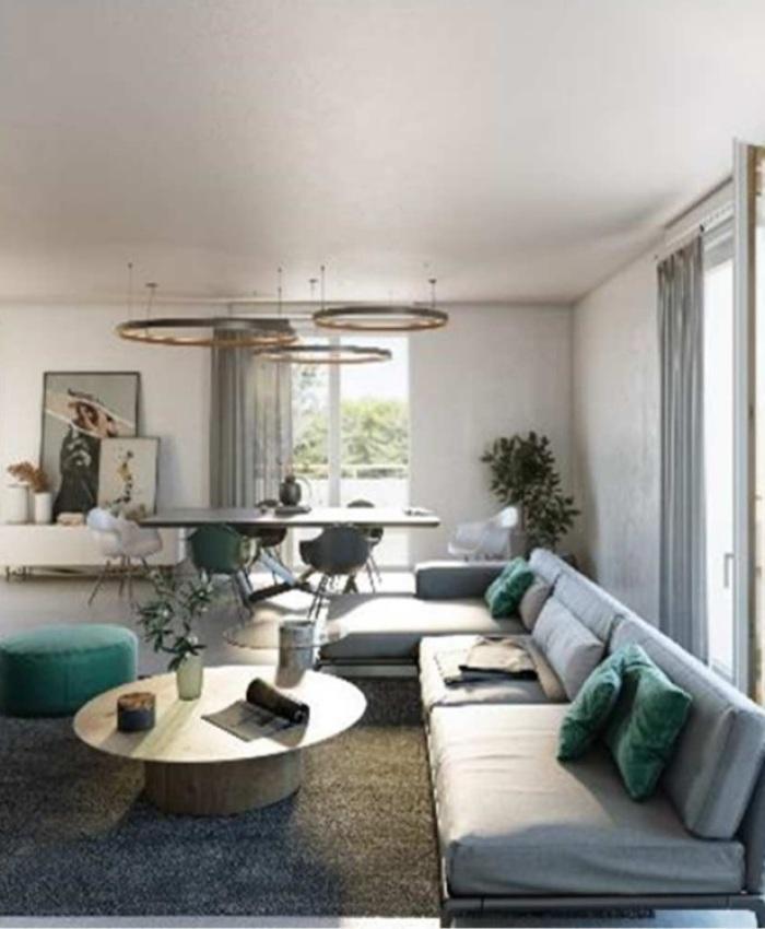 Appartements neufs Castelnau-le-Lez référence 5447 : aperçu n°1