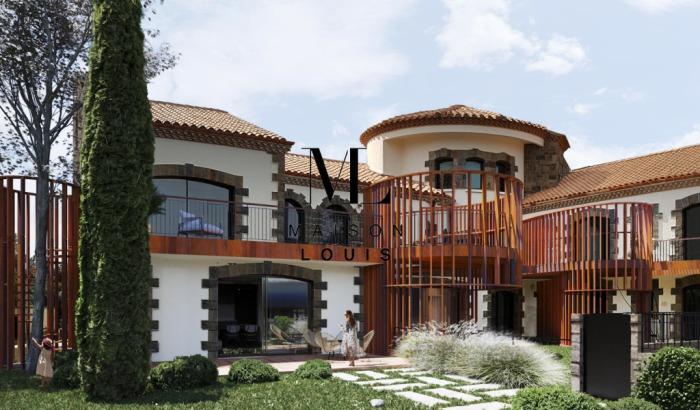 Maisons neuves et appartements neufs Castelnau-le-Lez référence 5487 : aperçu n°0