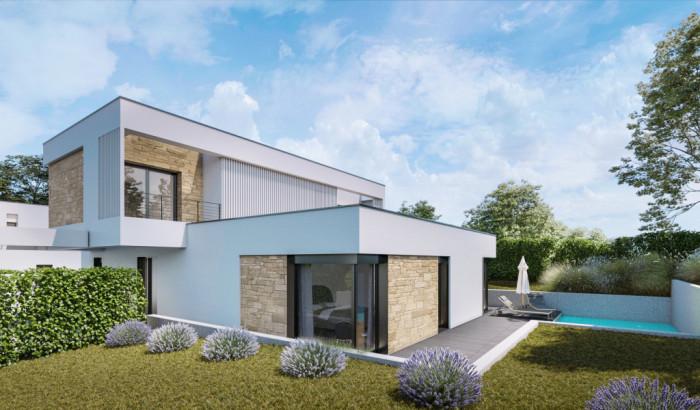 Maisons neuves et appartements neufs Castelnau-le-Lez référence 5487 : aperçu n°2