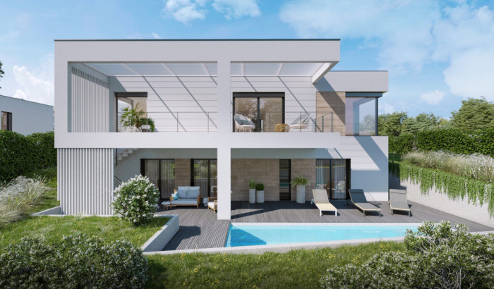 Maisons neuves et appartements neufs Castelnau-le-Lez référence 5487 : aperçu n°3