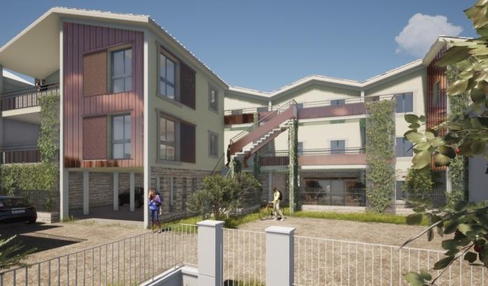 Appartements neufs Valergues référence 5484 : aperçu n°3