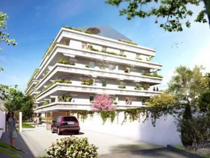 Appartements neufs Saint-Martin référence 5483 : aperçu n°0
