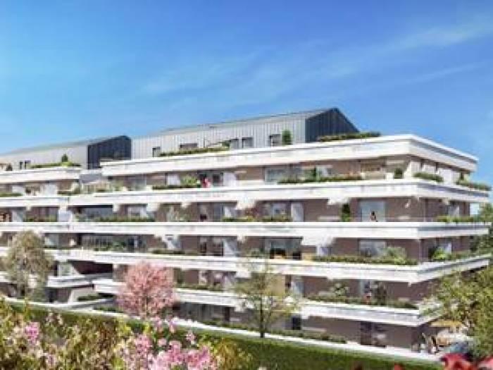 Appartements neufs Saint-Martin référence 5483 : aperçu n°2