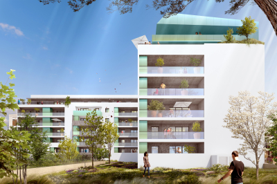 Appartements neufs Alco référence 5492