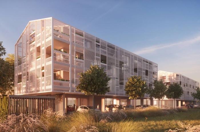 Appartements neufs Mauguio référence 5496 : aperçu n°0